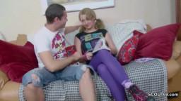 سكس نيك اخوات يقنع اخته بممارسة الجنس
