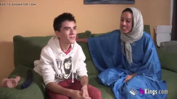 sexarab يفاجئوا جوردى باول فتاة عربية